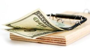 доллар в мышеловке